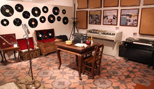 Exhibition, Radio Drama Studio | TRT Museum of Broadcasting History